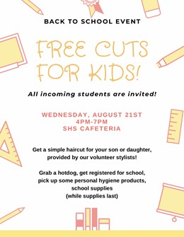 Free Cuts For Kids